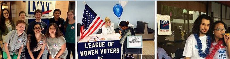 League of Women Voters of Asheville-Buncombe County